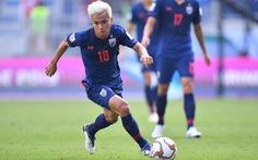 Đội tuyển Thái Lan đắt hơn 4,7 lần so với Việt Nam