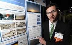 Những người trẻ thông minh nhất thế giới - Kỳ 4: Nhà thiết kế máy bay trẻ tuổi