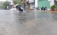 An Giang, Cần Thơ đã có mưa 'giải nhiệt'