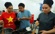 Nhà hàng online cho người nước ngoài