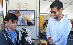 Những người trẻ thông minh nhất thế giới - Kỳ 5: Nhà khoa học robot trẻ nhất Saudi Arabia