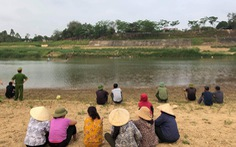 Tìm thấy thi thể 3 học sinh chết đuối ở Nghệ An