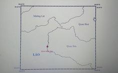 Nhiều xã vùng cao Quan Sơn nổ lớn trong lòng đất và rung lắc 3,8 độ richter