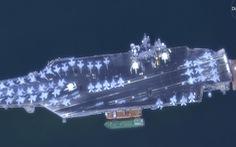 Tàu sân bay Mỹ sẽ thăm Việt Nam trong năm nay?