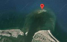 Đau đầu với đảo cát biển Cửa Đại 'phình' 15 hecta