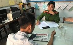 Không khởi tố vụ phóng viên báo Người Lao Động bị hành hung