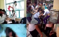 Bộ trưởng Phùng Xuân Nhạ: Có bạo lực học đường, hiệu trưởng chịu trách nhiệm trực tiếp