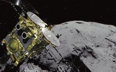 Nhật Bản cho nổ tung tiểu hành tinh để nghiên cứu sự sống