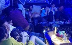 Gần 100 khách dương tính với ma túy tại karaoke Gossip Cà Mau