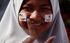 Triệu người đi nghe vận động tranh cử ở Indonesia