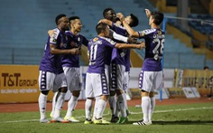 Sân Hàng Đẫy: Thủng lưới 4 lần, Sông Lam Nghệ An thua tan nát