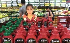 18.000 chai tương ớt Chin-su: Vì sao Nhật cấm, Việt Nam cho phép?