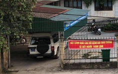 Vụ xe biển xanh bị trộm ở Quảng Trị: camera ghi lại cảnh chiếc xe 'biến mất'