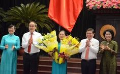 'Bộ chính trị đã chuẩn y bà Nguyễn Thị Lệ làm phó Bí thư Thành ủy'