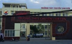 Phạt trường chuyên Lam Sơn vì dạy thêm không phép
