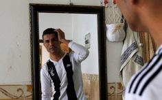 Cầu thủ Iraq gây 'sốt' vì giống… Ronaldo