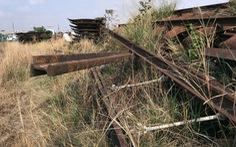 Cục Đường sắt sẽ làm việc vụ tháo dỡ đường ray lấy đất phân lô