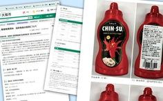 Ai đã 'xuất khẩu hộ' tương ớt Chin-su của Masan sang Nhật?
