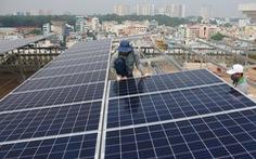 Hơn 1.300 khách hàng tại TP.HCM đã lắp điện mặt trời