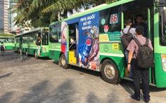 Những ai được miễn vé xe buýt tại TP.HCM?