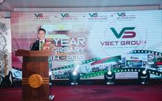 Tập đoàn Vsetgroup tưng bừng mừng kỷ niệm 5 năm thành lập