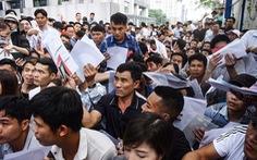 Hàng ngàn người Việt xin visa cùng lúc, Sứ quán Hàn Quốc nói gì?