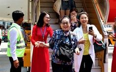 Thêm đường bay mới tuyến Bangkok - Cam Ranh