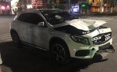 Tông chết 2 người trong hầm chui, tài xế Mercedes khai có uống rượu bia