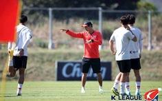 HLV Park Hang Seo có thêm một trợ lý người Hàn Quốc