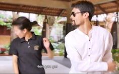 Video Johnny Trí Nguyễn hướng dẫn các bạn nữ tự vệ khi bị sàm sỡ