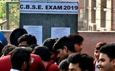 Phần mềm chấm thi bị lỗi, hơn 20 học sinh tự tử oan nghiệt ở Ấn Độ