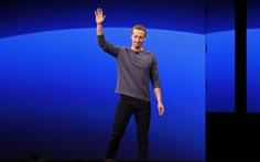 Facebook đại tu về thiết kế, tập trung vào tin nhắn riêng tư