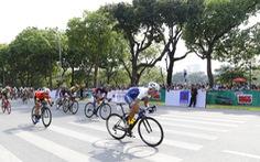 Quàng Văn Cường chiến thắng chặng 1 Giải đua xe đạp 'Về Điện Biên Phủ 2019'