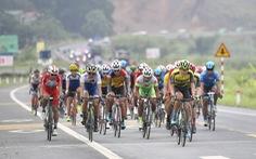 """Phan Hoàng Thái về nhất chặng 2 Giải đua xe đạp """"Về Điện Biên Phủ 2019"""""""