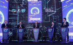 Thử nghiệm thành công cuộc gọi đầu tiên tại Việt Nam bằng công nghệ 5G