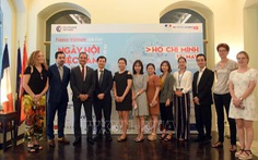 Trên 40 doanh nghiệp Pháp và Việt Nam sẽ tham gia Ngày hội việc làm Pháp - Việt 2019