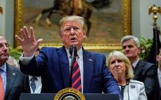 Ông Trump nói nhận được thư ông Tập nhưng vẫn quyết áp thuế