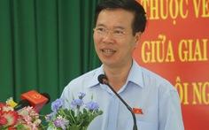 Ông Võ Văn Thưởng: 'Tăng giá điện vào tháng nắng nóng là không nên'