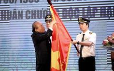 Đoàn bay 919 đón nhận Huân chương Độc lập hạng nhì