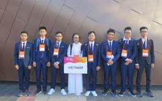 Olympic Vật lý châu Á 2019: Đoàn Việt Nam đoạt 2 HC bạc, 5 HC đồng
