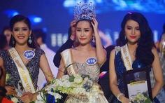 Ì xèo chưa rơi vào quên lãng, Hoa hậu Đại dương Việt 'bơi' qua Mỹ