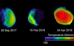 NASA lần đầu tiên chụp được ảnh 'trăng tròn' của sao Hỏa