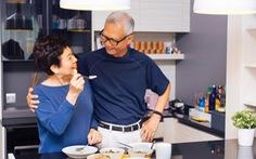 Dinh dưỡng đúng cho người cao tuổi để trí nhớ tốt