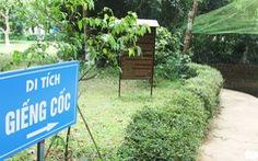 Về làng Sen, Hoàng Trù rợp bóng cây xanh