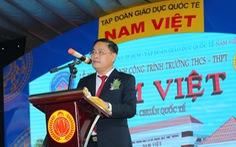 Tập đoàn Giáo dục Quốc tế Nam Việt phát triển vững mạnh với 6 cơ sở