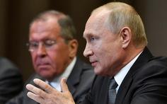Ông Putin sẽ gặp ông Trump 'nếu được đề nghị'