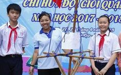 Ý tưởng kể chuyện về Chủ tịch Hồ Chí Minh của cô tổng phụ trách Đội