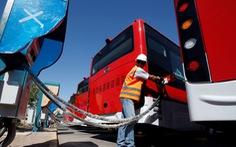 Xe buýt điện ở Trung Quốc nhiều gấp 1.400 lần của Mỹ