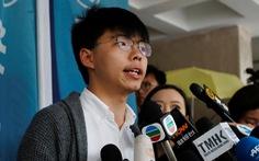 Thủ lĩnh sinh viên Hoàng Chi Phong lại bị bắt vào tù
