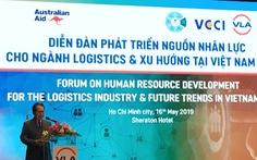 Ngành logistics VN 'báo động đỏ' thiếu hụt 2 triệu lao động